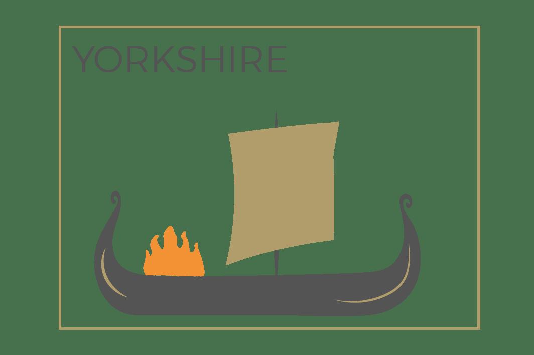 Yorkshire boat icon