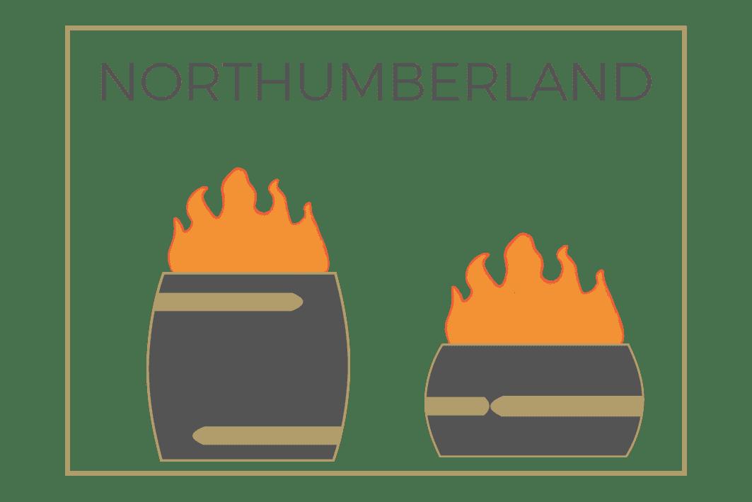 Northumberland icon
