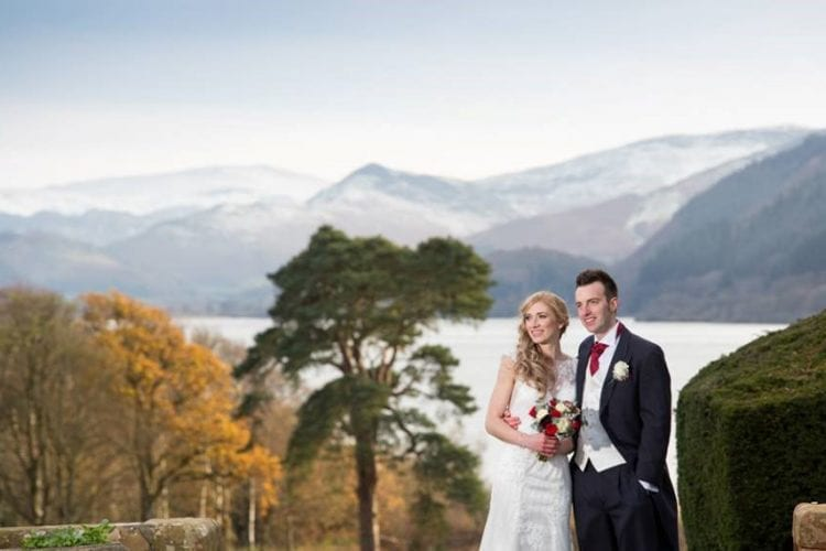 Winter Wedding Proposed