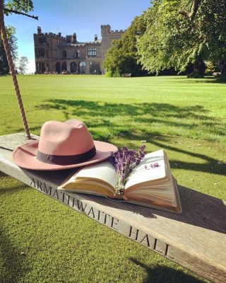 We are celebrating Read a Book Day the right way here at Armathwaite Hall Hotel and Spa.  With so many peaceful spots to retreat to with your favourite reads, there is nowhere better to spend these gorgeous September days.  Book your next break today. #armathwaitehall #thespaatarmathwaitehall #spaday #summerbreak #summer #wellness #spa #relax #refresh #recharge #lakedistrict