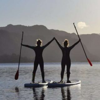 Go Paddling Week begins today!  Why not celebrate with our phenomenal Paddle Boarding experience and witness the beauty of Bassenthwaite Lake from a different view?  Book today on our website via the link in our bio. #armathwaitehall #hotel #spring #lakedistrict #breaksinthelakes #lakedistrictuk #lakesitrictholidays #hotelbreaks #memories #experiences #activities