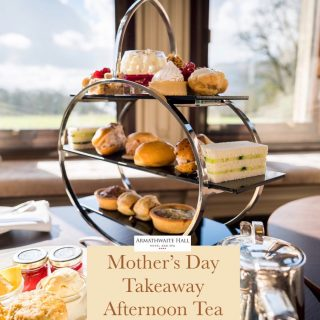 ~ Mother's Day Takeaway Afternoon Tea ~  Are you looking for a beautiful gift to give to your mum this Mother's Day?  We have created our ever popular afternoon tea as a takeaway!  • To place your order call us on 017687 76551 between 9am and 5pm. • Collect your tea from us all boxed up on Sunday 14th March.  £26.50 per person   • Please inform us at the time of ordering if there are any dietary requirements. • Last orders by midday on 12th March   #armathwaitehall  #Armathwaiteafternoontea #mothersday #mothersdaygiftidea #mothersdaygiftideas #mothersdayafternoontea #afternoonteatakeaway #mothersdayafternoontakeaway #boxedwithlove #lakedistrict #lakedistrictuk #food #afternoontea #englishtea #englishafternoontea #tea #mum #formum #mother #mam #celebrate #takeaway #luxurytakeaway