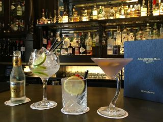 Delicious cocktails are a must for summer!  Have you visited our stunning cocktail bar yet?