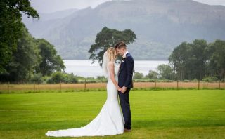 """Did you say """"I do"""" this month?  Discover matchless surroundings, stunning dining options and a range of personalised packages to make your day one of a kind.  View our brochure today via the link in our bio. #armathwaitehallhotel #weddings #lakedistrictweddings #lakedistrict #spasinthelakedistrict #lakedistrictuk"""