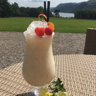 Signature tipples in the sun? If you insist!  Join us for handcrafted cocktails with a break-taking backdrop of the Lake District Fells and sip in style this summer.  #armathwaitehall #thespaatarmathwaitehall #cocktails #summercocktails #lakedistrict #lakedistrictuk