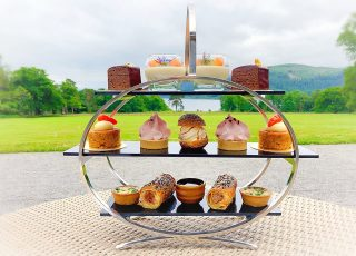 Sweet treats with a sweeter view!  Join us for a luxurious afternoon tea service between 12:30 pm – 5 pm from just £29.00pp.  Book today via the link in our bio. #armathwaitehall #thespaatarmathwaitehall #afternoonteaweek #afternoontea #hightea #lakedistrict #spasinthelakedistrict #lakedistrictuk