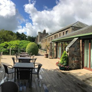 Looking forward to be able to offer outdoor dining from Monday 12th April until 16th May on the Lime Trees Terrace.  To book your table call 017687 76551  Weather dependent
