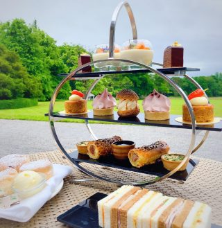 Afternoon tea with added elegance!  Enjoy yours with captivating views for just £29.00pp when you join us at Armathwaite Hall Hotel and Spa this Autumn.  Book today via the link in our bio. #armathwaitehall #thespaatarmathwaitehall #afternoonteaweek #afternoontea #hightea #lakedistrict #spasinthelakedistrict #lakedistrictuk